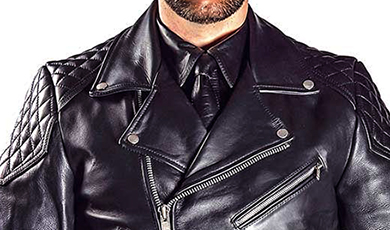 Buy styles in leather from Mister-B at a low price at Mensstyle Berlin